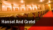 Hansel and Gretel Chicago tickets