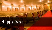 Happy Days King Center For The Performing Arts tickets