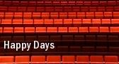 Happy Days Milwaukee tickets