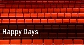 Happy Days Providence Performing Arts Center tickets
