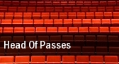 Head of Passes tickets