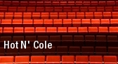 Hot N' Cole tickets
