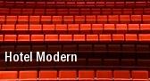 Hotel Modern tickets