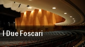 I Due Foscari tickets