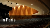 In Paris Gerald W. Lynch Theater tickets
