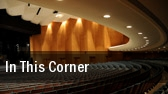 In This Corner Cassius Carter Centre Stage tickets