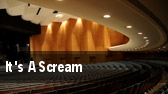 It's A Scream tickets
