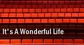 It's A Wonderful Life Kingsbury Hall tickets