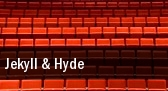 Jekyll & Hyde Cadillac Palace tickets