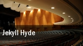 Jekyll & Hyde Fisher Theatre tickets