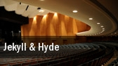 Jekyll & Hyde The Buell Theatre tickets