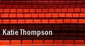 Katie Thompson tickets