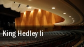 King Hedley II Kennedy Center Opera House tickets