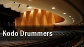 Kodo Drummers tickets