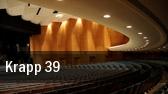 Krapp 39 Soho Playhouse tickets