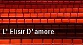 L' Elisir D'amore Teatro La Fenice tickets