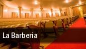 La Barberia tickets