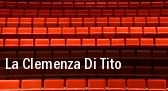 La Clemenza Di Tito tickets