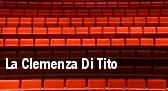 La Clemenza Di Tito Teatro La Fenice tickets