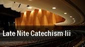 Late Nite Catechism III Club Cafe tickets