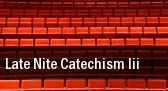 Late Nite Catechism III Pittsburgh tickets