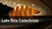 Late Nite Catechism Reading tickets