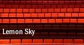 Lemon Sky tickets