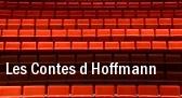 Les Contes d Hoffmann tickets