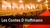 Les Contes d Hoffmann Shubert Theatre tickets