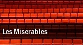 Les Miserables Benedum Center tickets