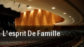 L'esprit De Famille tickets