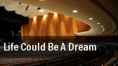 Life Could Be A Dream Meadow Brook Theatre tickets