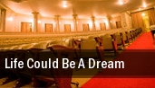 Life Could Be A Dream Rochester tickets