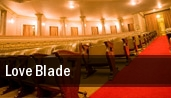 Love Blade Crest Theatre tickets