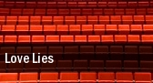 Love Lies tickets