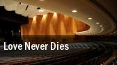 Love Never Dies tickets