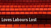 Love's Labour's Lost Shakespeare's Globe tickets