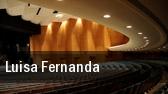 Luisa Fernanda tickets