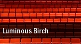 Luminous Birch tickets