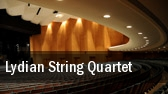 Lydian String Quartet tickets
