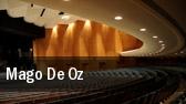 Mago de Oz tickets