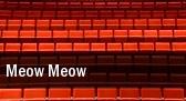 Meow Meow El Paso tickets