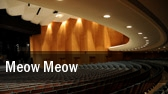 Meow Meow Koerner Hall tickets