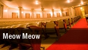 Meow Meow UTEP Magoffin Auditorium tickets