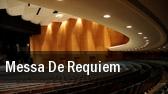 Messa De Requiem Teatro Alla Scala tickets