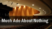 Much Ado About Nothing tickets