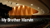 My Brother Marvin Beacon Theatre tickets