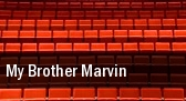 My Brother Marvin Warner Theatre tickets