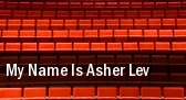 My Name Is Asher Lev New York tickets