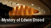 Mystery of Edwin Drood tickets